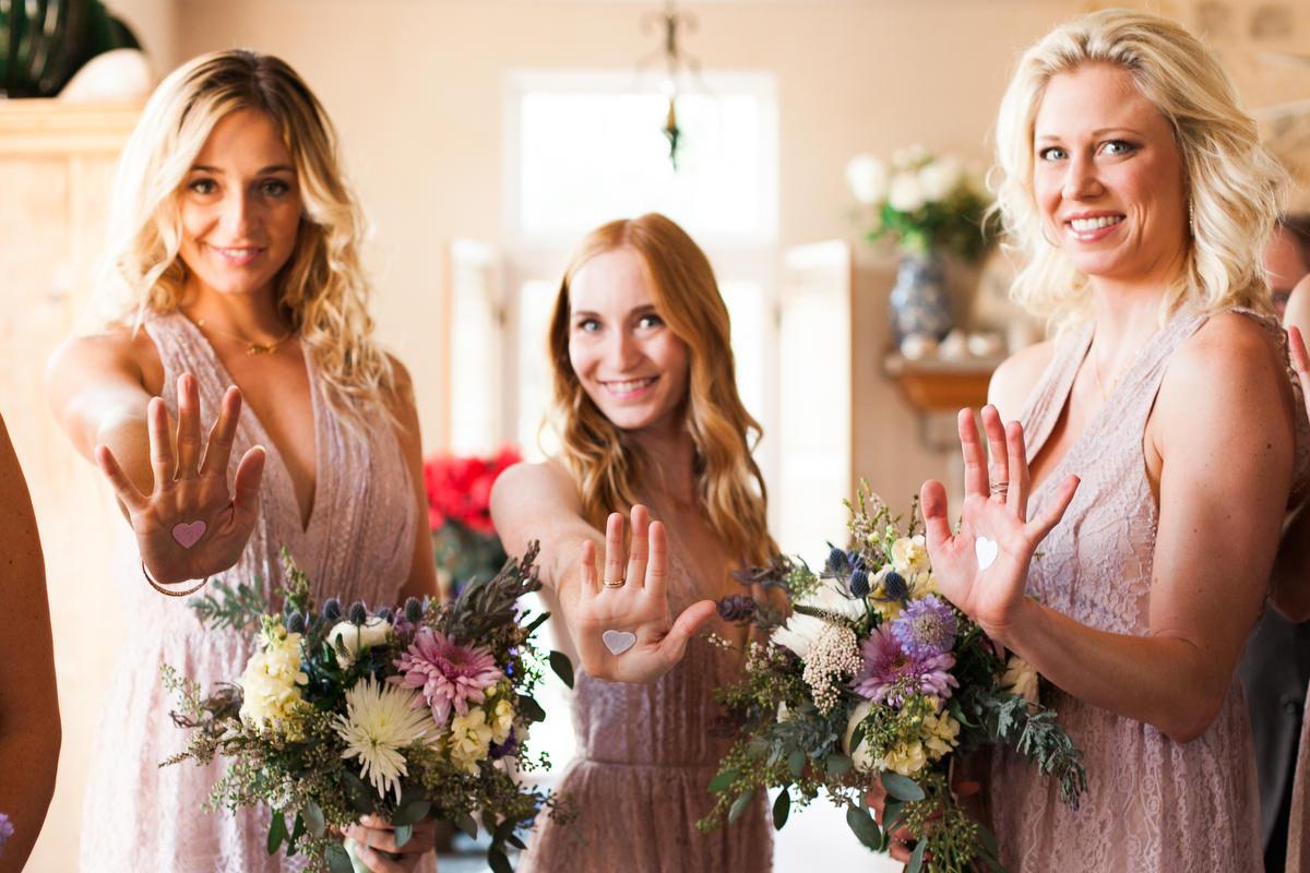 alice and olivia bridesmaid dress