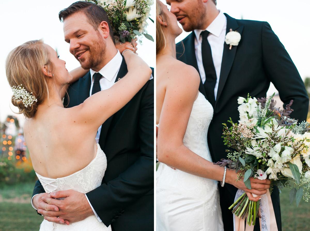 leven rambin wedding