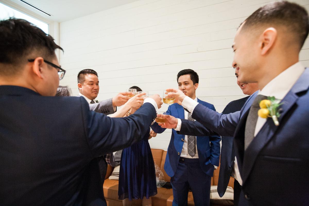 knot standard wedding suit