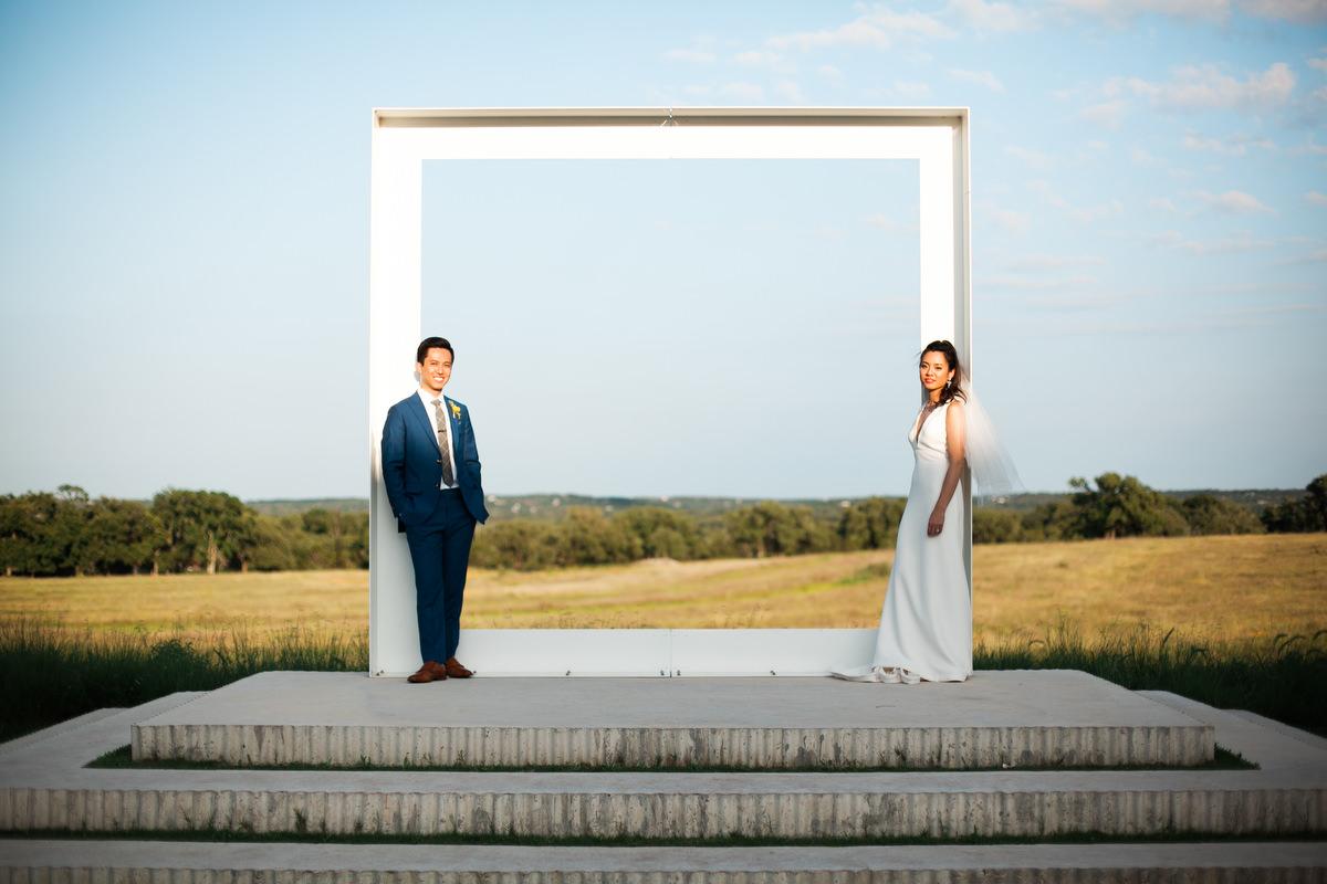 prospect house wedding austin