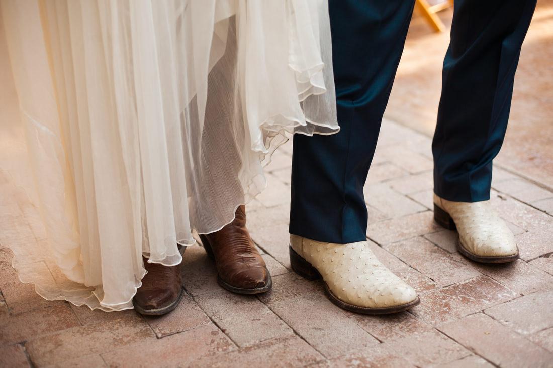 wedding boots texas