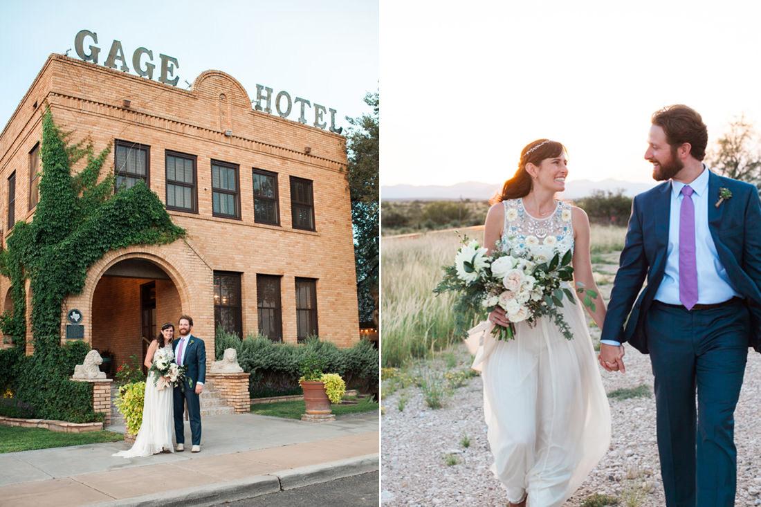 gage hotel wedding