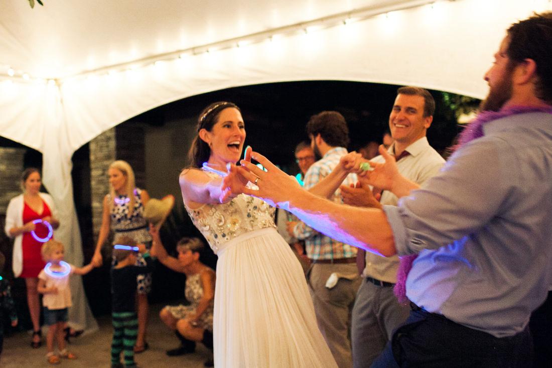 fun wedding gage hotel