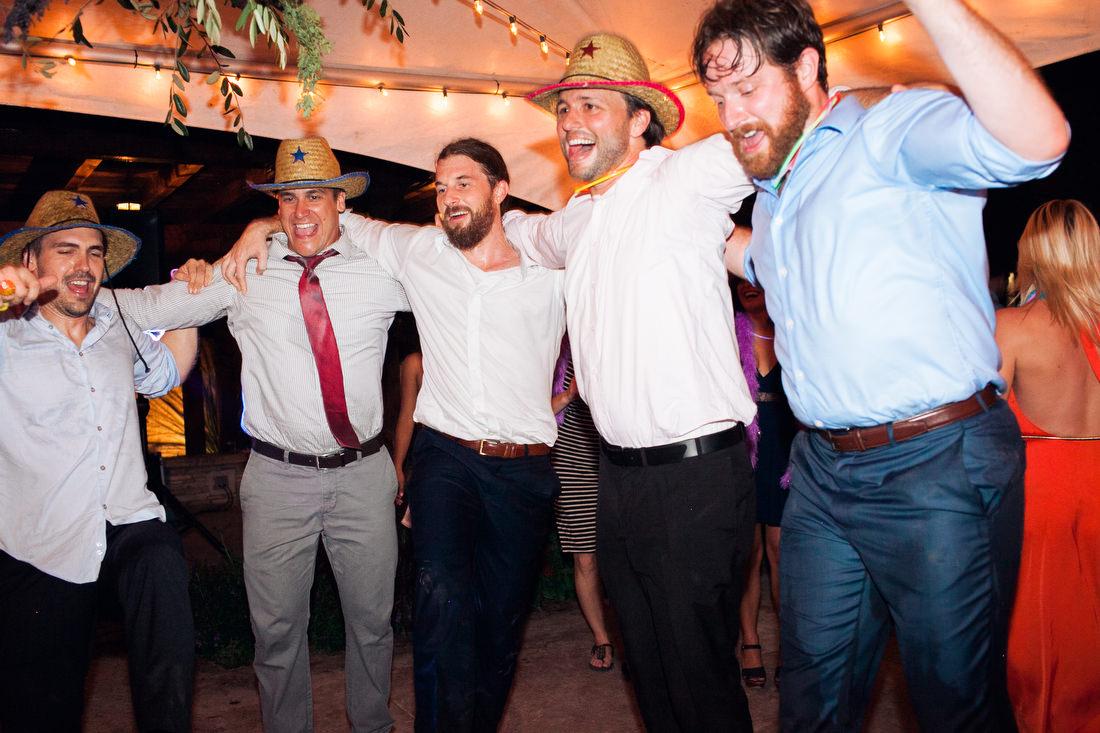 gage hotel wedding dj
